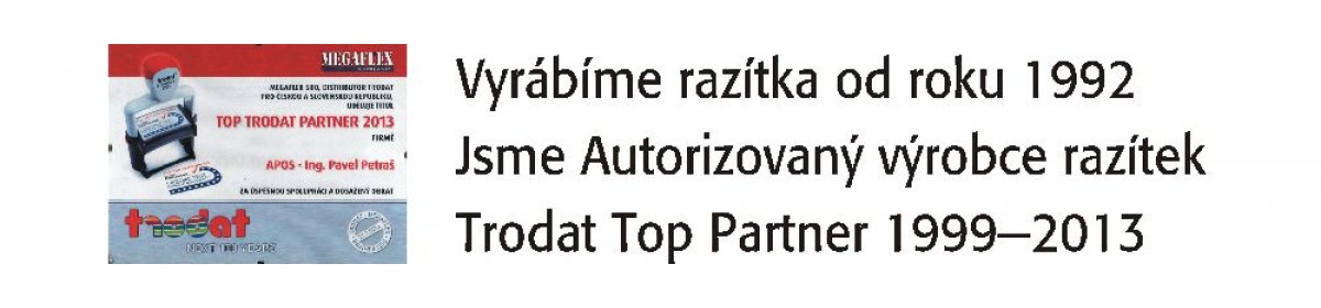 Trodat Top Partner