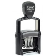 Razítko Trodat 5546 Professional, číslovačka, číslovací razítko, 4mm