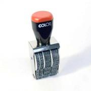 Colop 09000 datumovka klasická, 9mm