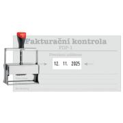 Colop 3960 Expert Line Microban, datumovka, datumové razítko, 4mm