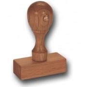 Razítko dřevěné 11