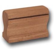 Razítko dřevěné jmenovka