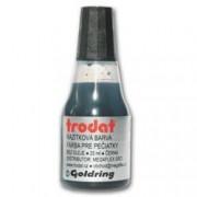 Razítková barva Trodat, černá, 25 ml