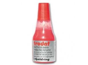 Razítková barva Trodat, červená, 25 ml