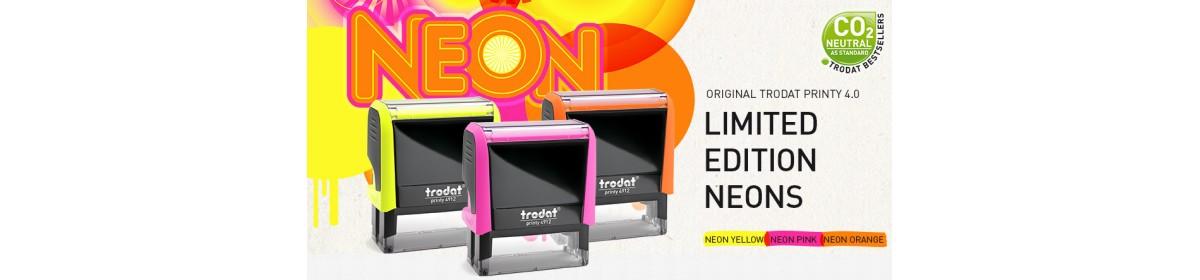 Trodat Neon - speciální edice